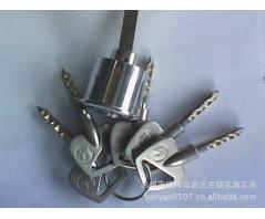 十字锁芯 六角保险锁芯